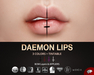 Mad' - Daemon Lips [APPLIERS + LAYERS]