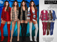 PROMOBens Boutique - Lotta Outfit - (MEGA) Hud Driven