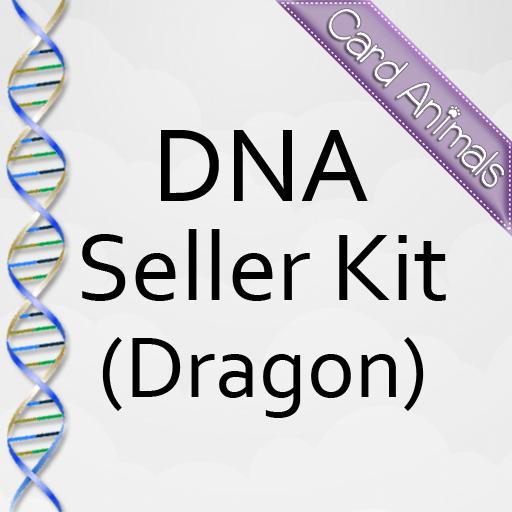 [Card Animals] DNA Seller Kit (Dragon)