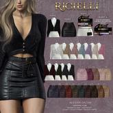 Ricielli - Alessia Gacha (M.Lara) - Complete Set Commons