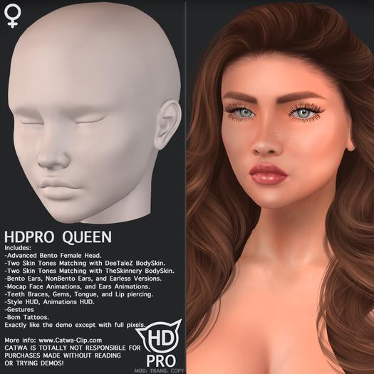 CATWA HDPRO Queen