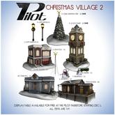 PILOT - Christmas Village 2 - Fire Station