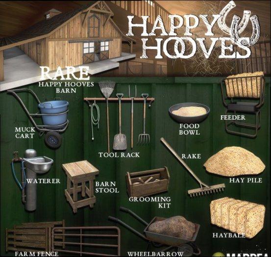 MadPea Happy Hooves - Feeder