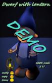 Dwarf with latern DEMO *Box*