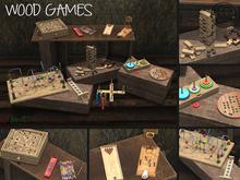 [IK] Wood Games FATPACK