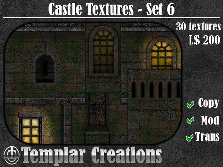 Castle Textures - Set 6