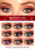 RAMILLA. - Malakite Lenses (Lelutka Evolution, Catwa, Genus)