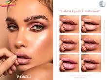 RAMILLA. - Nudiest Lipstick Collection (GENUS) DEMO