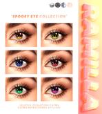 RAMILLA. - Spooky Eye Collection DEMO