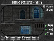 Castle Textures - Set 7