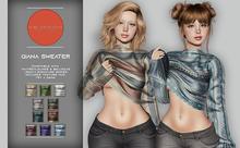 KiB Designs - Qiana Sweater FATPACK