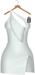 JF Design - Yasmin Dress/Panty - White