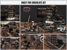 [IK] Crazy for Chocolate - FATPACK