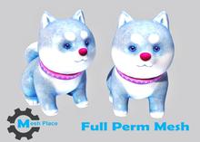 Mesh Place - Blue Dog - Full Perm Mesh