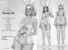 DEMO No Cabide :: Cute Bunny_ Set {unpacker}