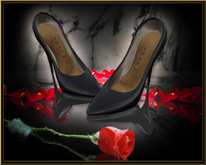 Sexy and elegant: Je t'aime Pumps Stiletto *Diana* black