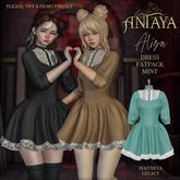 ":: ANTAYA :: Dress ""Alisa"" Mint (wear)"