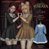 ":: ANTAYA :: Dress ""Alisa"" Blue (wear)"