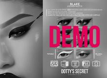 Dotty's Secret - Blake - Eyeliner Palette [DEMO]