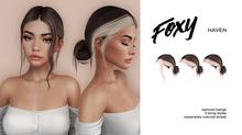 Foxy - Haven Hair (Blond)