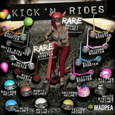 MadPea Kick 'n Ride - Balloon Scooter (add)