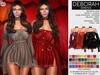 Bens Boutique - Deborah Dress 40 COLORS Hud Driven