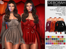 Bens Boutique - Deborah Dress 40 COLORS Hud Driven
