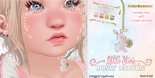 * {.:Little Stars.:} * Bunny Mouthie {Gift}