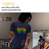 Legacy Men's Pride T-shirt-box