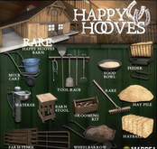MadPea Happy Hooves - Grooming Kit