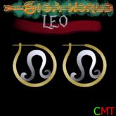 ::GW::Leo earrings