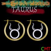 ::GW::Taurus earrings