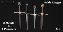 Portal: Noble Dagger Black