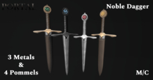 Portal:Noble Dagger Silver