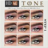 TONE 2 - UBU Longer Days Eye Glace  HD LEL/Evol Coll (Add)