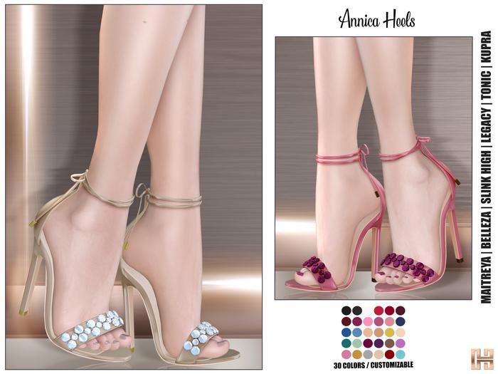 [hh] Annica Heels