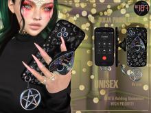 #187# Ouija Phone Case *Holding*