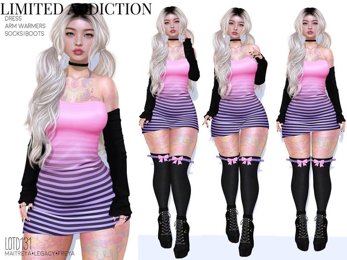 Limited Addiction - LOTD131