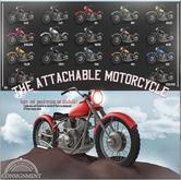 [Con.] Motorcycle deco black