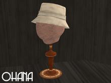 Ohana Bucket Hat Canvas Khaki (WEAR TO UNPACK)