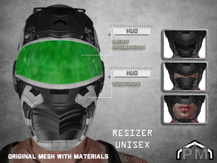 :PM: Cyberpunk Mask Leyak