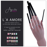 <Agnes>LAmore-unisex nails Kupra-Legacy-Belleza 3 shapes-ADD