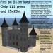 Gray Castle Fits 512m Land