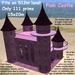 Pink Castle Fits 512m Land