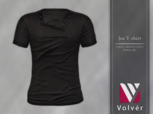 ///Volver// Joe T-shirt - Espresso