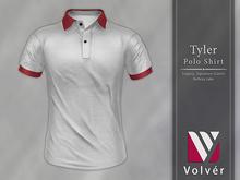 //Volver// Tyler Polo Shirt - White