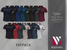 //Volver// Tyler Polo Shirt - FATPACK