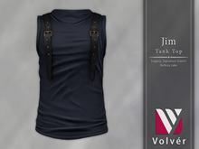 //Volver// Jim Tanktop - Anchor