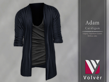 //Volver// Adam Cardigan - Anchor