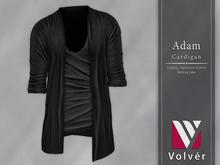 //Volver// Adam Cardigan - Black